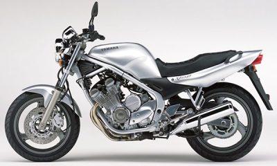 XJ600N 4KED
