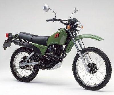 XT125 12V0 B 1982
