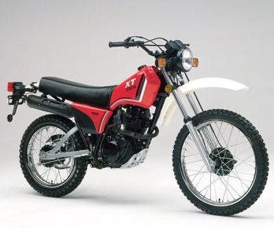 XT125 15E0 A 1982