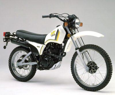 XT125 15E0 A 1983