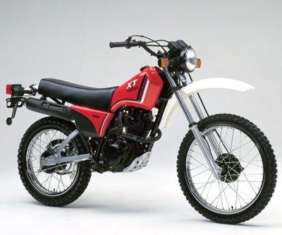 XT125 15W0 A 1982