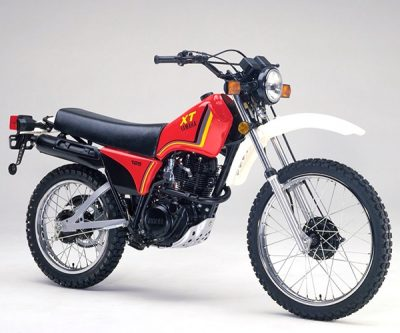 XT125 15W0 A 1983