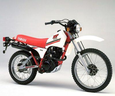 XT125 15W0 A 1984