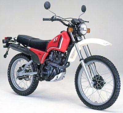 XT125 17T0 A 1982