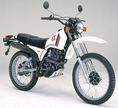 XT125 17T0 B 1982