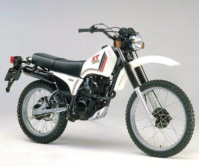 XT125 25A0 A 1983