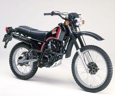 XT125 25A0 B 1983