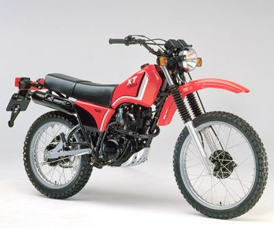 XT125 25A0 C 1983