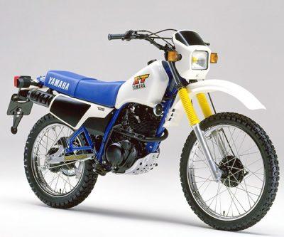 XT125 2YE1 A 1988