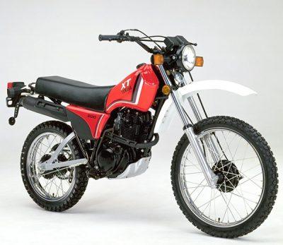 XT200 15A A 1982