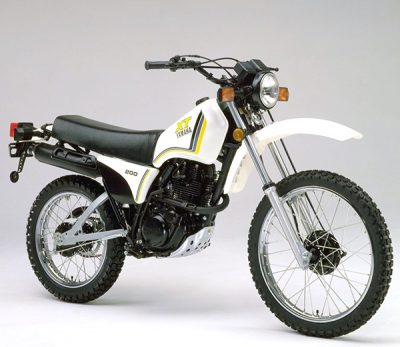 XT200 15A A 1983