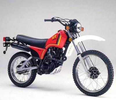 XT200 15X A 1983