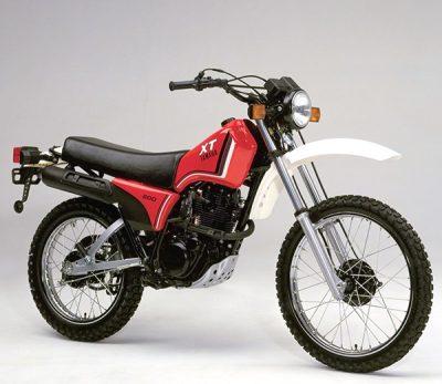 XT200 15Y A 1982