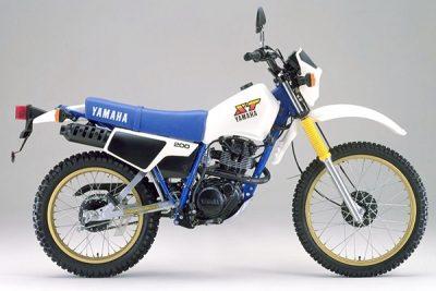 XT200 47J