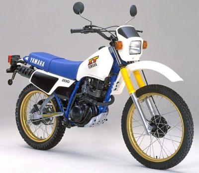 XT200 47J A 1984