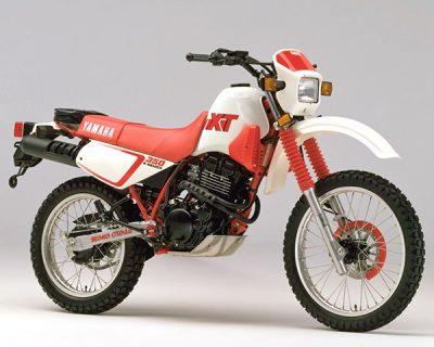 XT350 2KJ 1988 A