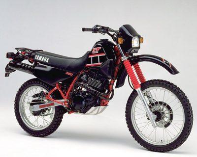 XT350 55V 1985 A