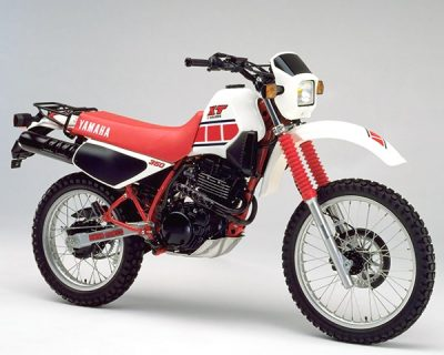 XT350 55V 1985 B