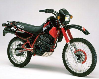 XT350 55V 1986 A
