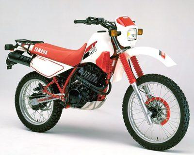 XT350 55V 1986 B