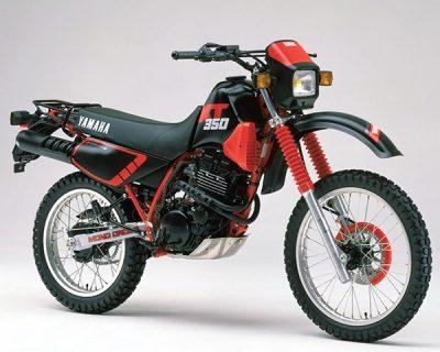 XT350 55V 1987 A