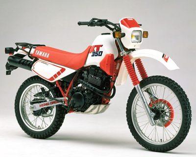 XT350 55V 1987 B