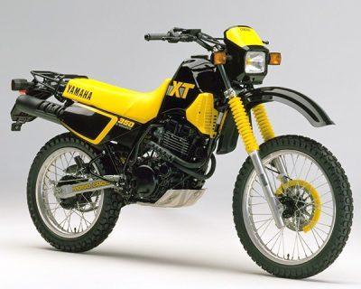 XT350 55V 1988 A