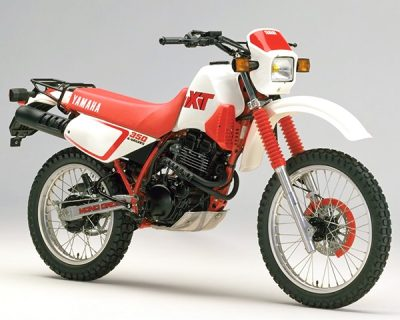 XT350 55V 1988 B