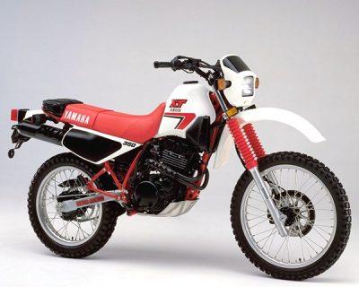 XT350 56R 1985 A