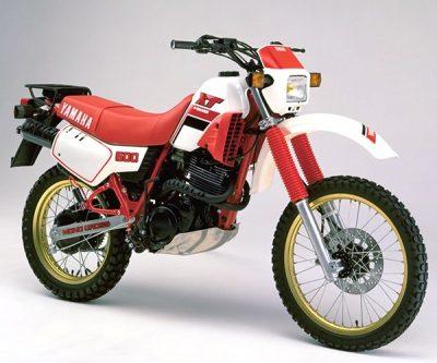 XT600 43F