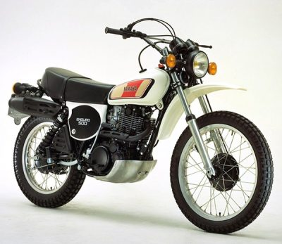 XT500 1U6 A