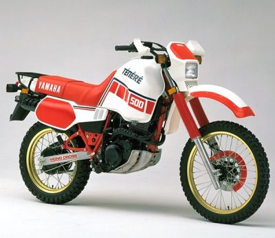 XT500 2RX A