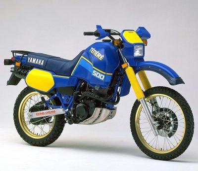 XT500 2RX B