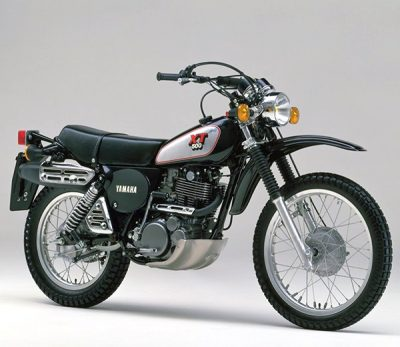 XT500 3BH2 A