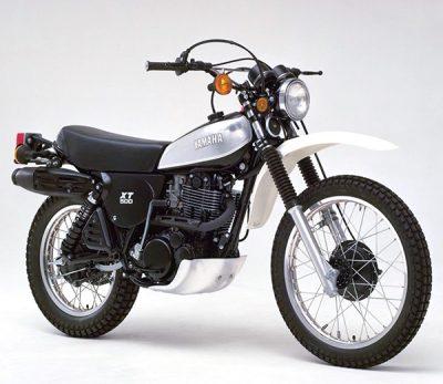 XT500 3H6 A