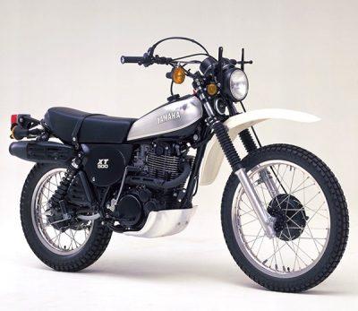 XT500 3H7 A