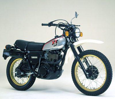 XT500 4E5 1981 A