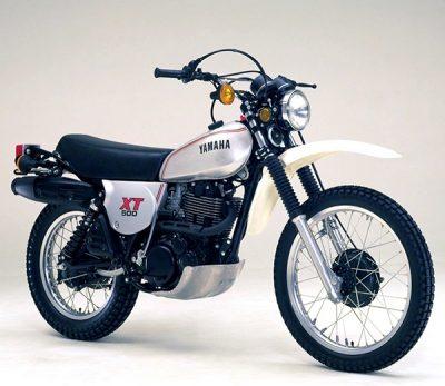 XT500 4T9 A