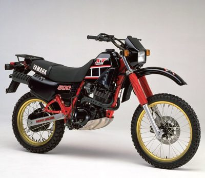XT500 55A 1984 A