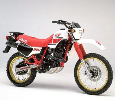 XT500 55A 1984 B