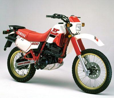 XT500 55A 1986 A