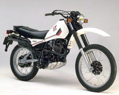 XT550 28E B