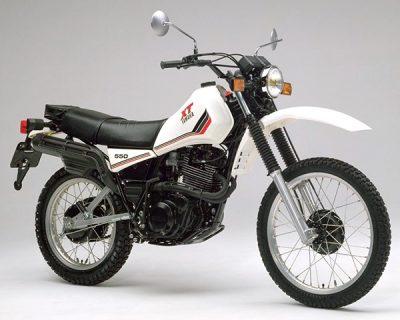 XT550 5Y3 A