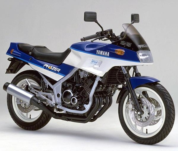 FZ250 1YL B
