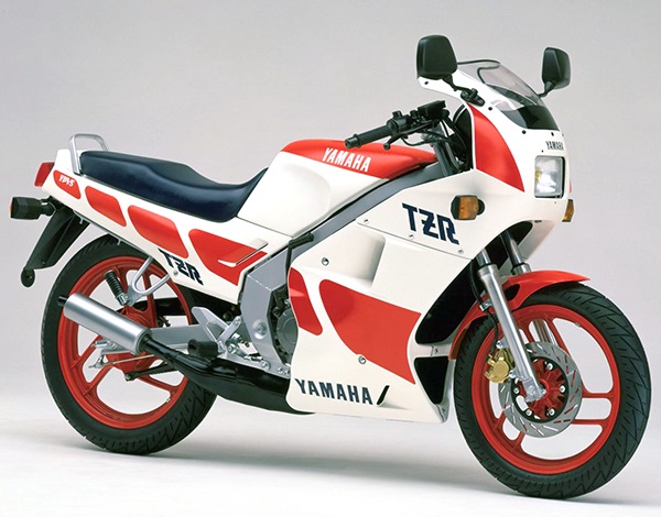 TZR125 2RN A
