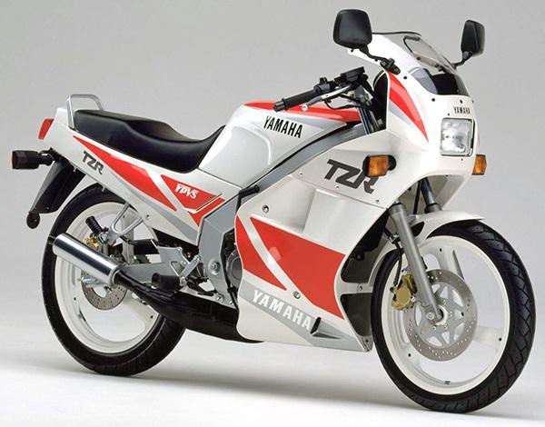 TZR125 3PA2 A