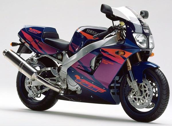 YZF750R 4HD3 B