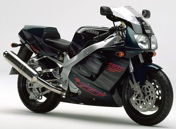 YZF750R 4HD5 B