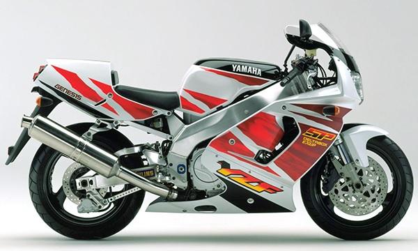 YZF750SP 4HS5