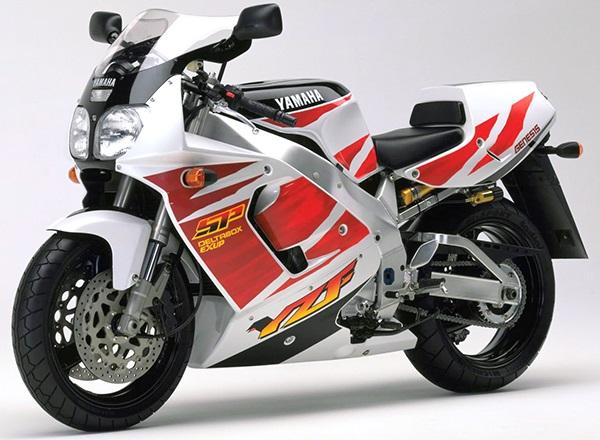 YZF750SP 4HS5 A